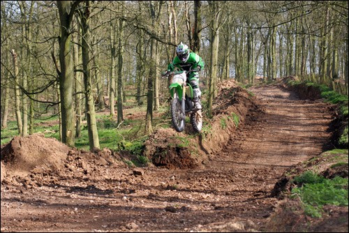 Ashdown Farm Motocross Track photo